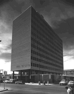 Modernist Architecture new mexico tells new mexico history | history: post-war modernist