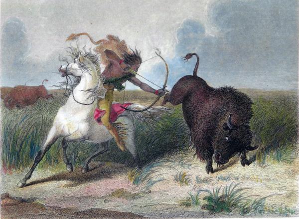 history of hunting